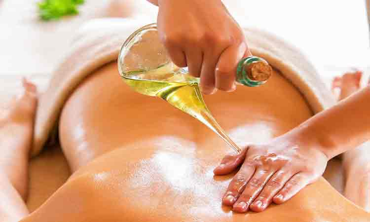 Oil Massage in Bur Dubai